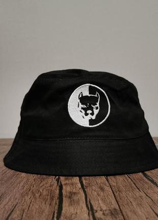 Панама черная pitbull syndicate