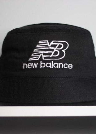 Панама черная new balance