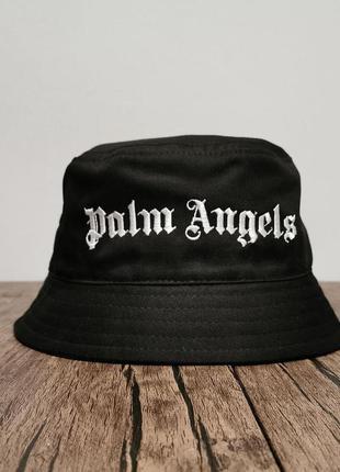Панама черная palm angels