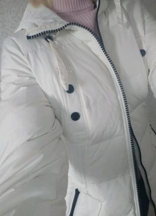 Пуховик натуральний куртка