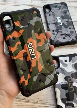 Чехол UAG iphone 6 7 8 s plus X R XS 11 12 mini Pro max...
