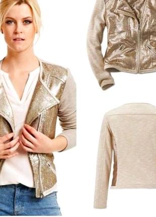 Оригинальный пиджак - жакет с паетками от ™ Tchibo.