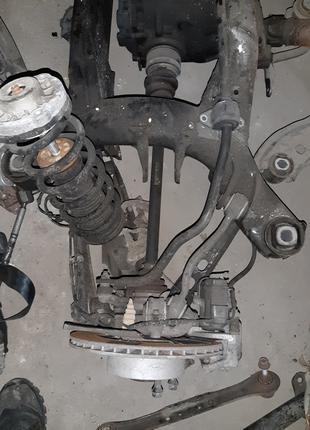 BMW X3 F25 X5 F15 Редуктор  33107636994