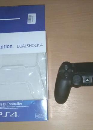 ОРИГИНАЛ Sony Dualshock 4 V2, новый