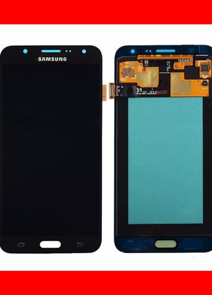 Дисплей Samsung J7 2015 J700 (OLED) Модуль Экран Оригинал