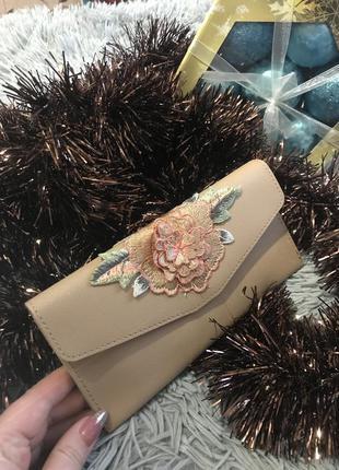 Подарок на новый год кошелёк