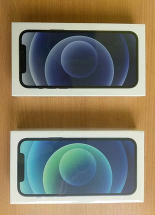 Продам Apple Iphone 12 128Gb Blue новый в упаковке, Neverlock