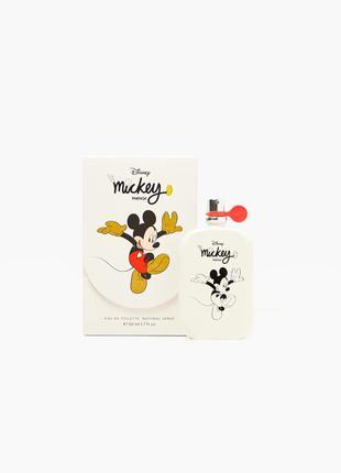 Детская туалетная вода духи Zara Mickey mouse для мальчика