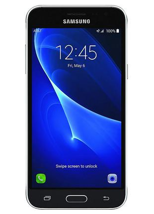 Смартфон Samsung Galaxy Duos Black