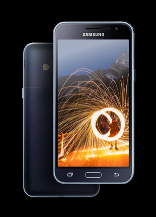 Смартфон Samsung Galaxy Duos Black