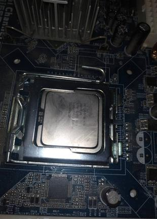 Процессоры intel Celeron, pentium (E5200, q8200) -  LGA775
