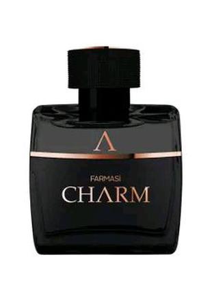 Шикарный аромат Мужская парфюмированная вода Charm Farmasi