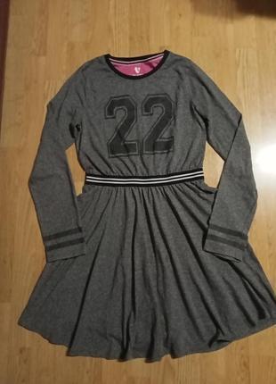Платье на девочку 13-14 лет.