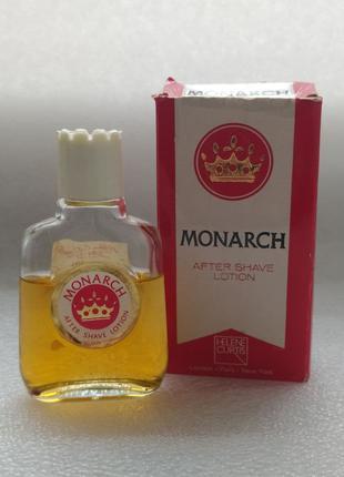 Лосьон после бритья Monarch в оригинальной упаковке 1991 г.