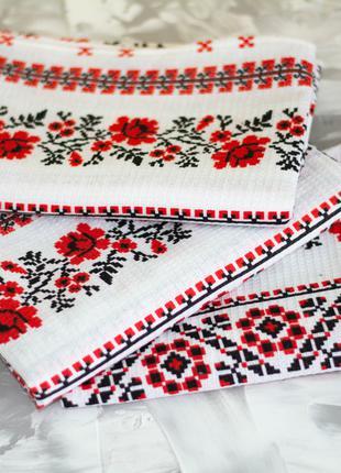 Кухонные полотенца Вишиванка комплект