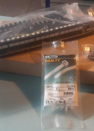 """Патч-панель PANDUIT 19"""" 25 PORT2шт"""