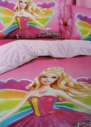 Комплект детского постельного белья .из байки