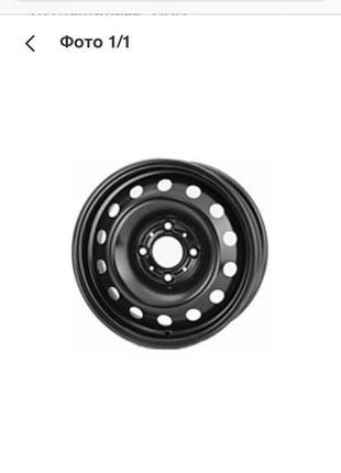 диски штамповки на Hyundai Matrix 5.5Jx15 4/114.3 ET46 d67.1 ориг