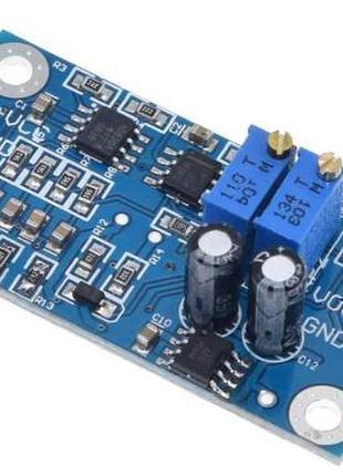 AD620 микровольт мВ усилитель напряжения сигнала инструментальный