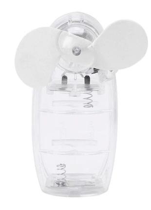 Карманный ручной мини вентилятор TurboFan / Кондиционер