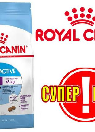 Royal Canin Giant Junior 15кг Роял Канин корм для щенков крупн...