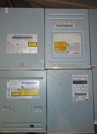 CD-ROM, оптические приводы