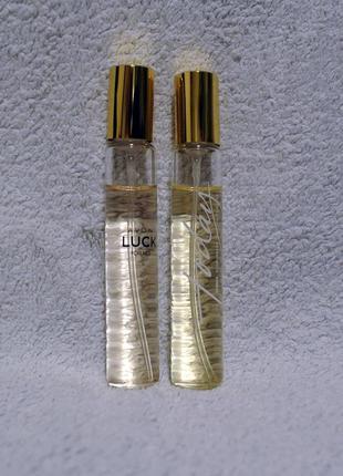 Набор парфюмированных вод avon по 10 мл: luck и today