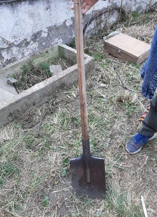 Советская лопата