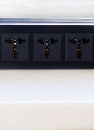 Сетевой фильтр питания AC100 для аудио или ПК. Новогодняя цена...