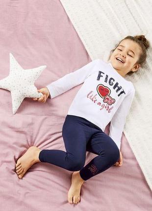 Комплект для дома/сна на девочку 2-4 года, германия