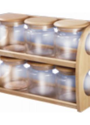 Набір для сипучих продуктів ALPARI В0024