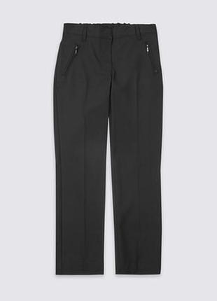 Школьные брюки m&s  для девочки