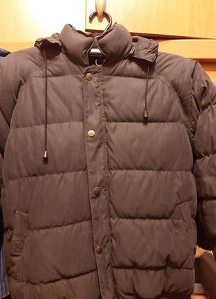 Куртка- пуховик мужская