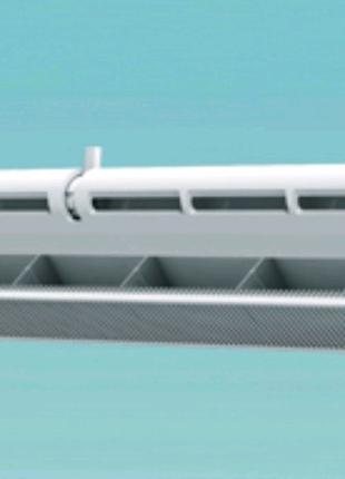Вентс ПО 400 Приточный оконный клапан