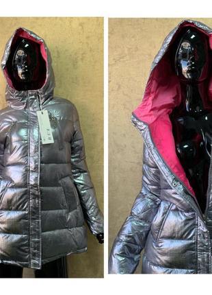 Куртка зимняя утеплитель холофайбер