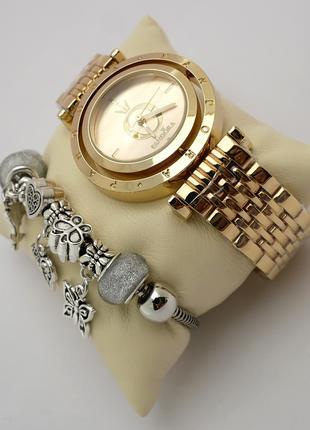 Часы женские Pandora Spiner (браслет в подарок) 3 вида