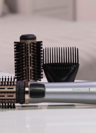 Фен-щетка remington as8810 keratin protect брашинг фен щётка с...