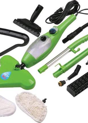 H2O Mop X5 паровая швабра мощный пароочиститель