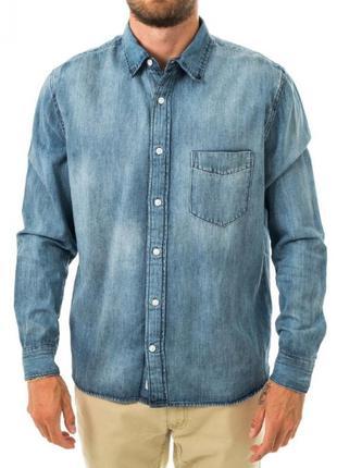 Мужская джинсовая рубашка cheap monday