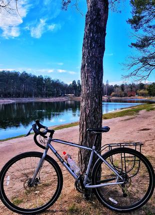 Задний велобагажник для велосипеда Pride rocx tour 2019 M