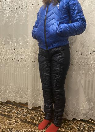 Зимний теплый костюм!