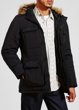 мужская зимняя куртка парка Easy