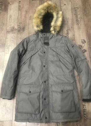 Парка куртка bershka s