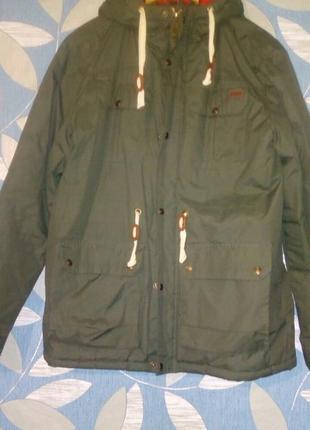 Куртка парка мужская lee cooper р 50