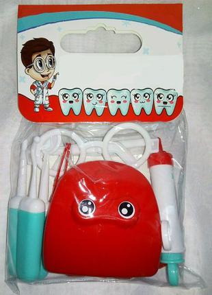 Набор доктора врача стоматолога