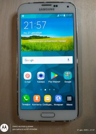 Смартфон Samsung Galaxy S5 SM-900h оригинал