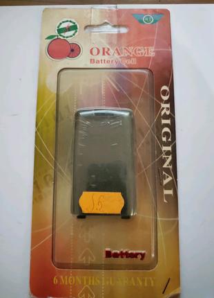 Аккумулятор батарея  Sony CMD-J5 / QN-J5