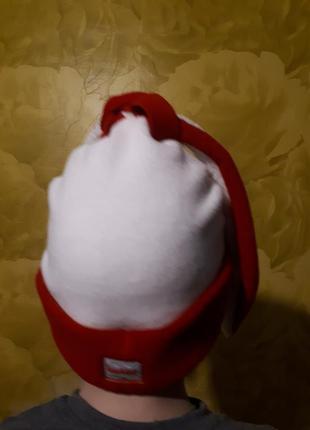 Флисовая шапочка зайца, зайчик,