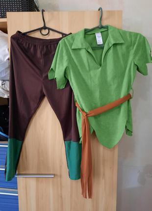 Карнавальный костюм лесник, рыцарь