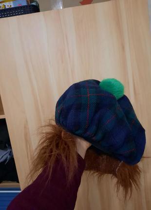 Карнавальный элемент костюма, шапка дедушка